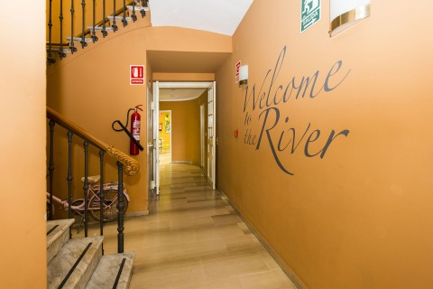 The river hostel